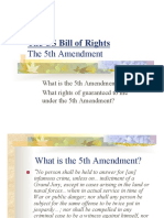 5th Amendment101
