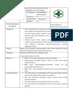 8.7.4.4 - Sop Evaluasi Tugas Dan Kewenangan Pemberi Layanan Klinis