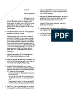 Calibrating Platesetter CTP