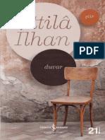 Attila İlhan - Duvar