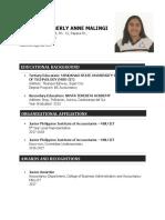 NFJPIA1718_5thyearLevelRepresentative_Lavilla, Kimberly Anne M.