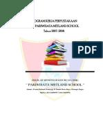 Contoh Program Kerja Perpustakaan SMK Format Microsoft Word (Autosaved)