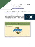 Como formular ração na prática com o PPFR.pdf