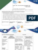 Guía de Actividades y Rúbrica de Evaluación-Paso 4 - Presentación de Resultados