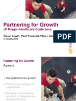 AstraZeneca Partnering for Growth