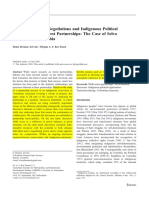 Berman Arévalo, E. _ Ros-Tonen, M. - Discourses, Power Negotiations and Indigenous Political Organization in Forest Partnerships