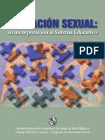 Educacion Sexual Su Incorporacion Al Sistema Educativo