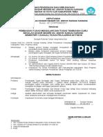 Contoh Format SK Pembagian Tugas Guru TP. 2017-2018