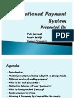 International Payment
