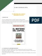 RESUMEN DEL LIBRO_ EL MISTERIO DEL CAPITAL _ ACTUALIDAD Y NEGOCIOS.pdf
