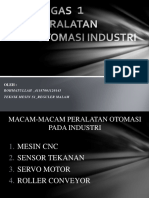 Kontrol Otomatik Di Industri