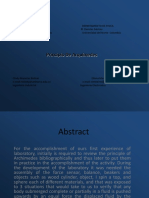 ensayo de laboratorio del principio de arquìmides