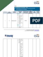 FormatoCronogramaActividades 4 Gerencia de Poryectos 1 Junio 2017