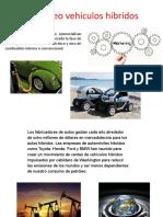 Autos Hibridos, Mercadeo, Motor.