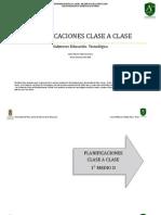 Planificaciones Edutec 1m y 7b