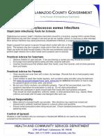 MRSA Fact Sheet