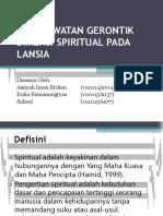 GERONTIK KELOMPOK 2