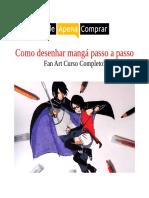 Como Desenhar Mangá Passo a Passo PDF