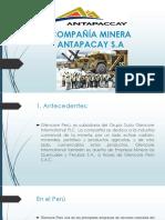Compañía Minera Antapacay Diapos (1)