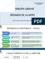 Regimen Mype 2017