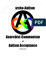 Anarcho Autism Anarchist Communism and Autism Acceptance Riley Olson