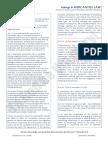 Justice Bersamin Ponencia - Mercantile Law