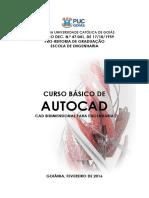 Apostila Autocad Patriciafaria 2016