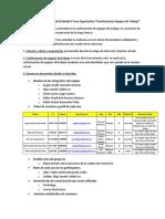 Actividad 3 Fase Organizativa