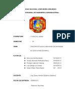 Informe Nº 4 HACCP Mermelada