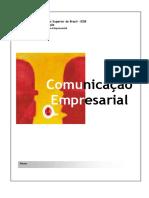 Apostila _ Comunicacao Empresarial