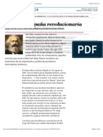 Marx y la España revolucionaria, Jorge Vilches