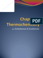 Short Notes Chapter 4 - Thermochemistry (Chem, F5)