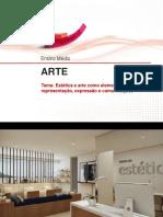 Aula Estética Da Arte