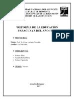 Portada de Historia de La Edu.pya.
