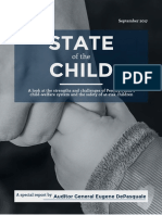 State of the Child - PA Auditor General Special Report