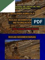 6 Rocas Sedimentarias (Meteorización)
