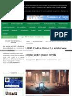 RECENSIONE CIVILTA' ALIENE
