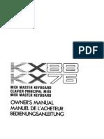 KX76 Manual