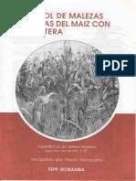 Control Maleza Del Maiz