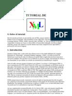 Tutorial de XML en Español