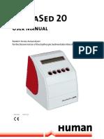 Human HumaSed - User Manual