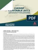 Lv2012 Cierre Contable Tributario