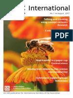Ase International Journal Issue