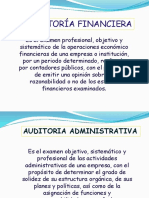 Sesion 02 Auditoria Administrativa Memorando Programa y Cuestionario