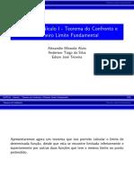 03 Limite e Teorema Do Confronto - MAT 140 - 2017-I