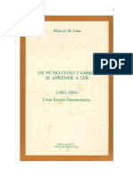 Moacyr - Pé No Chão 1980