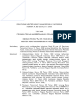 Permen hut no 60  th 2009.pdf