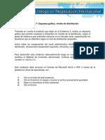 12 Evidencia 7 Esquema Gráfico, Niveles de Distribución