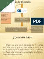 Presentación Derecho tributario