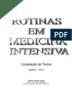 Apostila - Rotinas Em Terapia Intensiva - Dr. Kelson (2011)